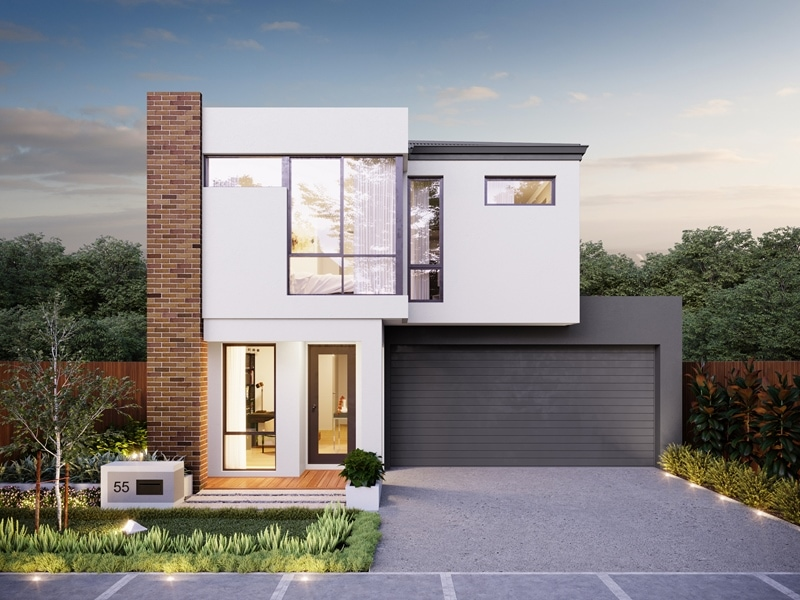 Home Builder Artist impression