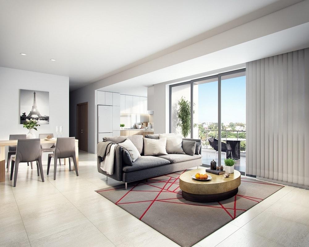 Interior 3d Render in Perth